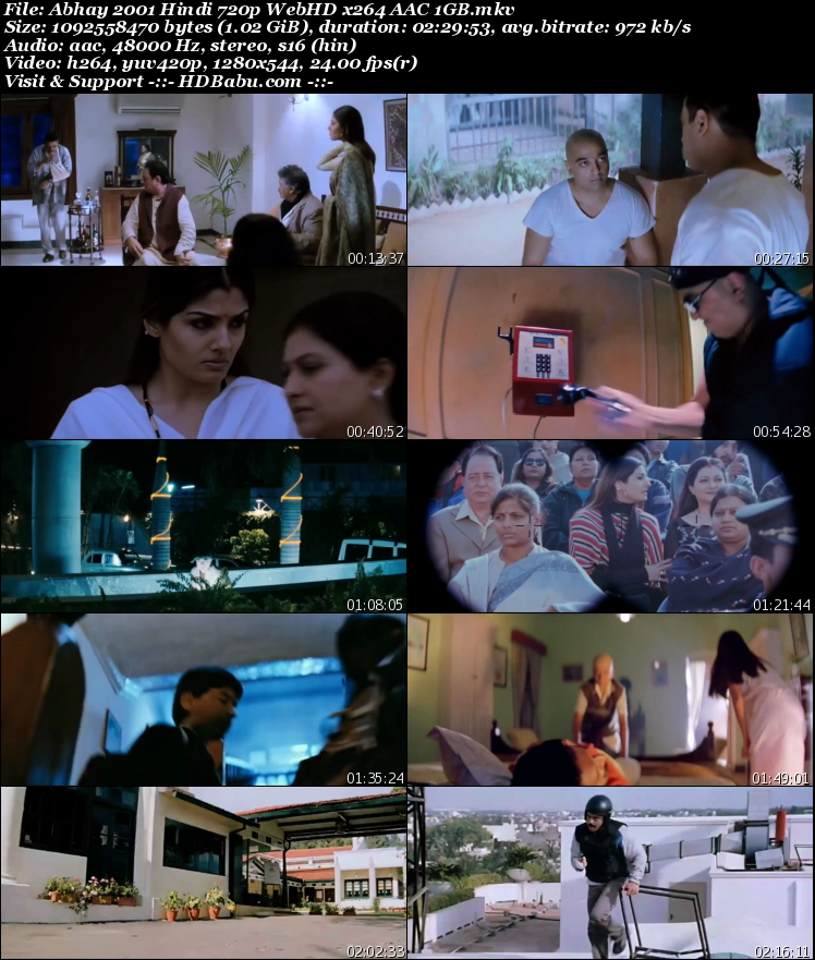 Abhay Full Movie Download, Abhay 2001 South Indian Movie Hindi Dubbed Full HD MKV MP4 Download Free, Abhay Movie Download Online Single Direct Download Link
