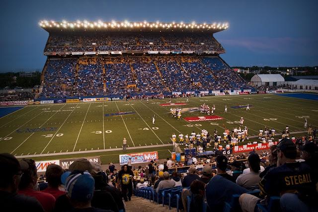 Canada Inn Stadium em Winnipeg