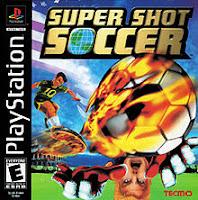 Super Shot Soccer PS1