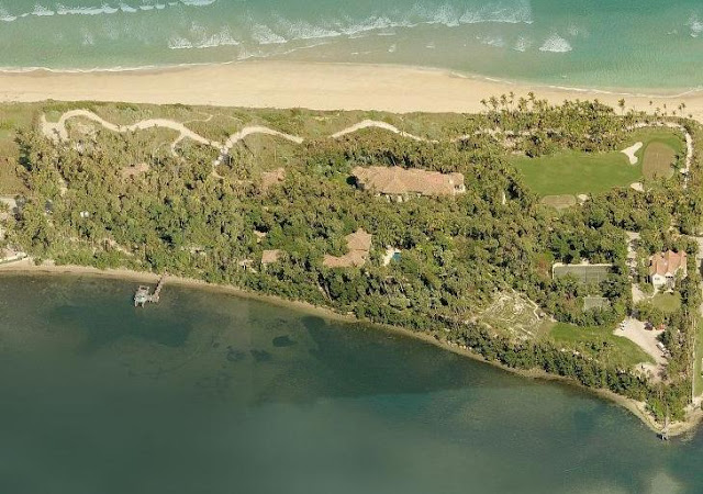 The Most Expensive Property In America Goes From The Atlantic To The IntraCoastal Waterway In Manalapan, FL