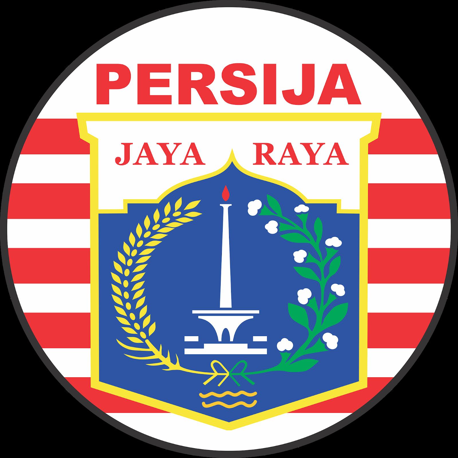 Download Gambar Sketsa Coloring Logo Persija