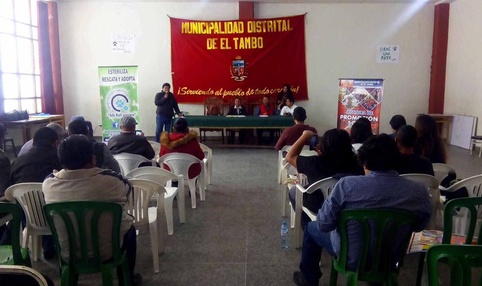 "MDT realizará evento ""Dame Una Pata 2018"""