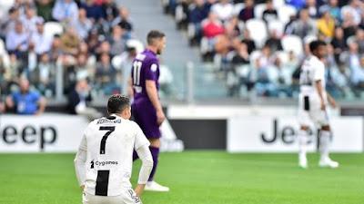 Juventus x Fiorentina, Cristiano Ronaldo (Foto: Reuters)