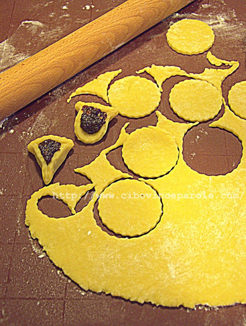 biscotti del purim step by step