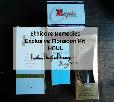 Ethicare Remedies Exclusive Monsoon Kit HAUL