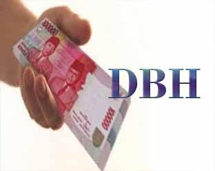DBH tahap 2 Tahun 2016 Baru Diajukan Lagi