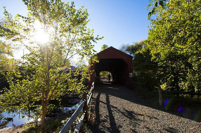 Ponte coperto-New haven