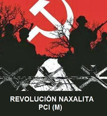 Resultado de imagen de revolucion naxalita rbc