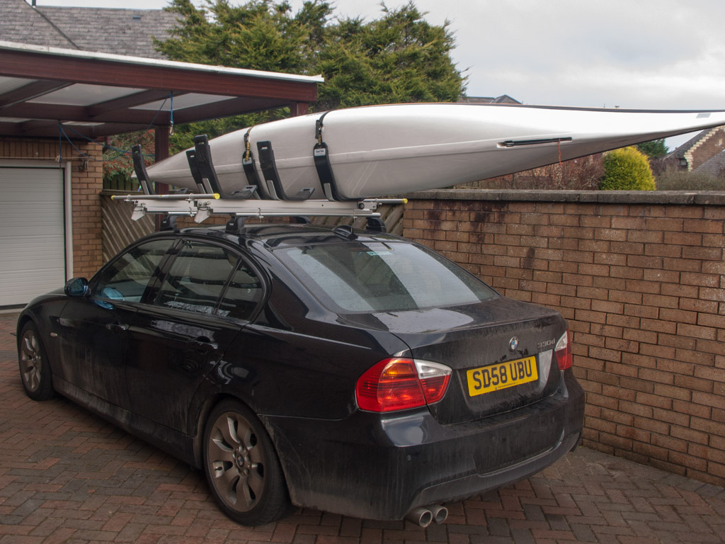 Sea kayaking with seakayakphotocom Karitek Easy Load