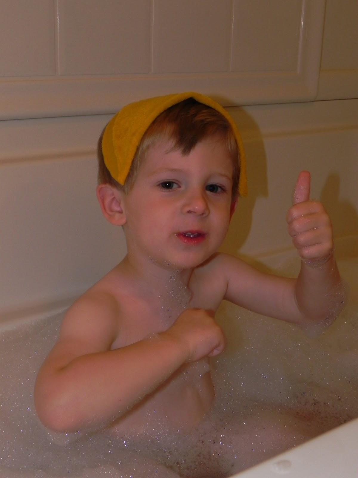 Boys Meet World: Bubble Bath