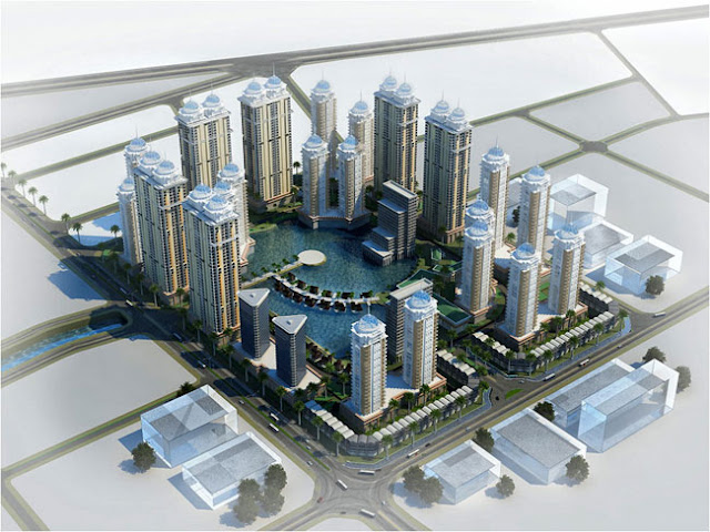 Khu đô thị Tân Hoàng Mai