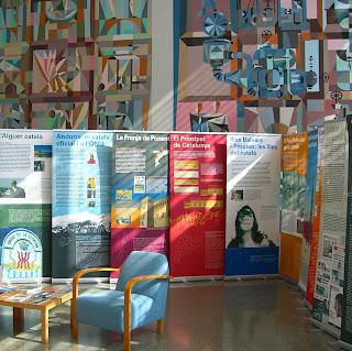 Biblioteca Pública Pompeu Fabra (Mataró) per Teresa Grau Ros