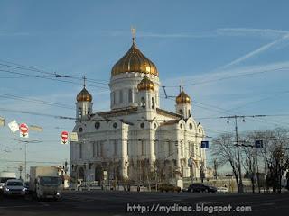 Церковь Преображения в Москве