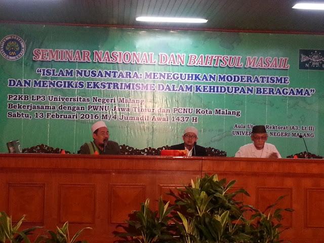 Islam Nusantara Garis Lurus (ISNUGL)