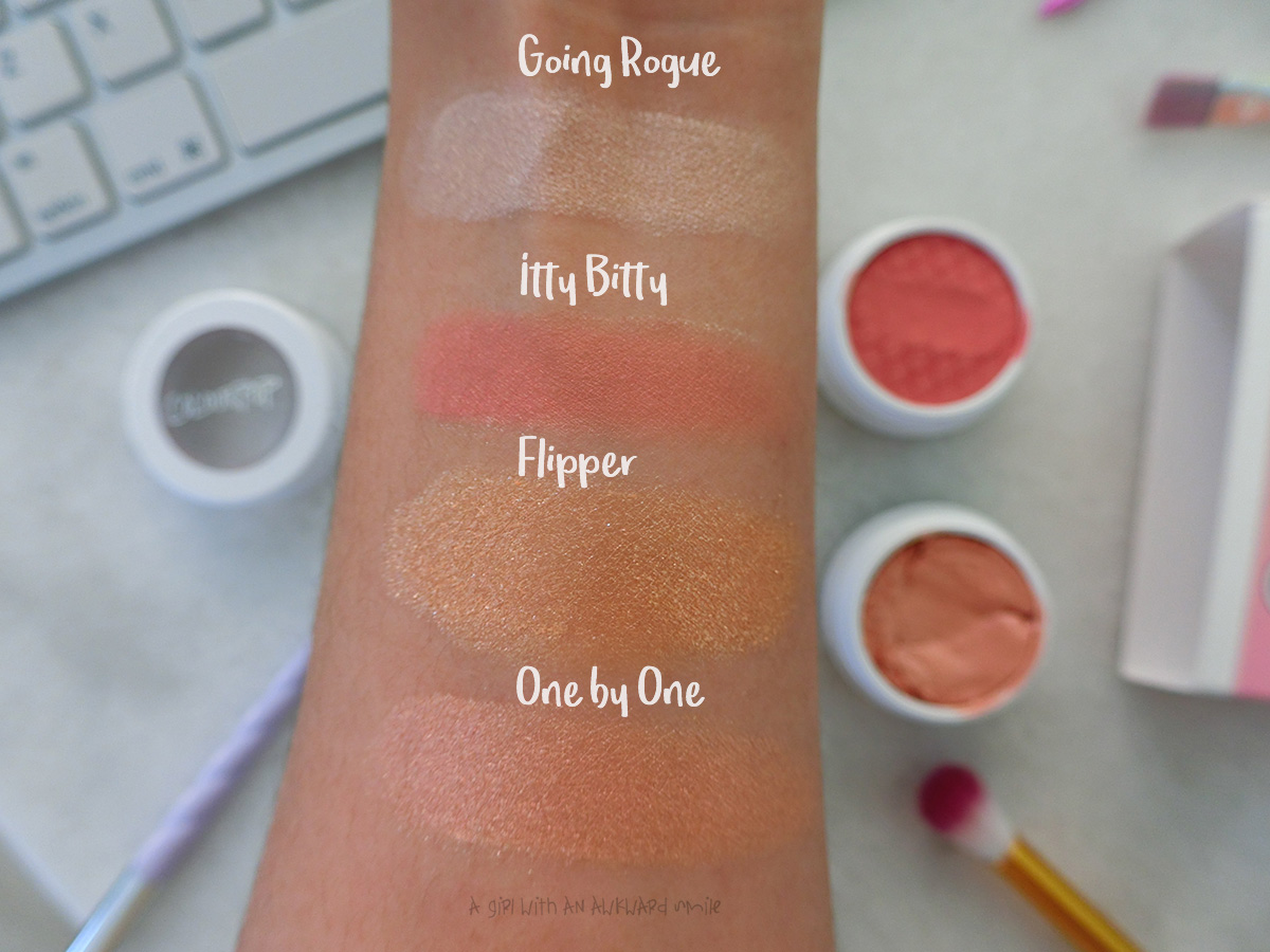 [SWATCH] PHASE ME OUT  SUPER SHOCK SHADOW COLLECTION