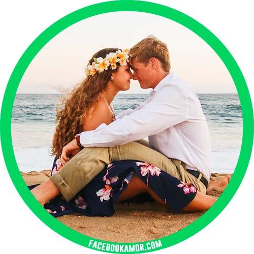 postales románticas de amor para perfil