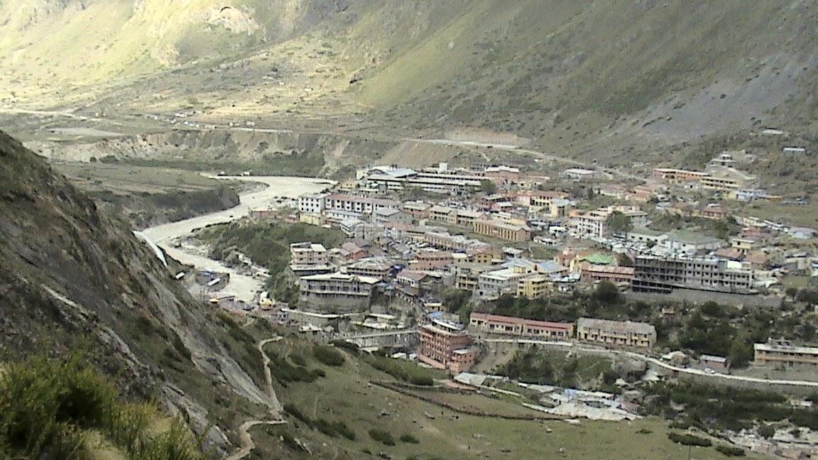 Badrinath Valley_DevBhumiUttranchal