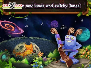 My Singing Monsters Dawn Of Fire Mod Apk free shopping