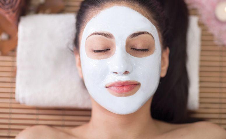 DicaRapidinha: Máscara para a Pele com Amido de Milho