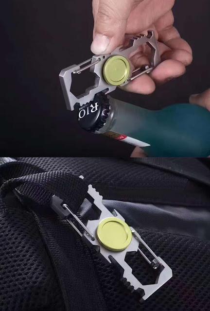 Fidget Bottle Opener