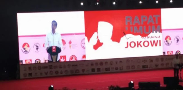Jokowi Minta Relawannya Jangan Takut Berkelahi, Ini Kata Rocky Gerung