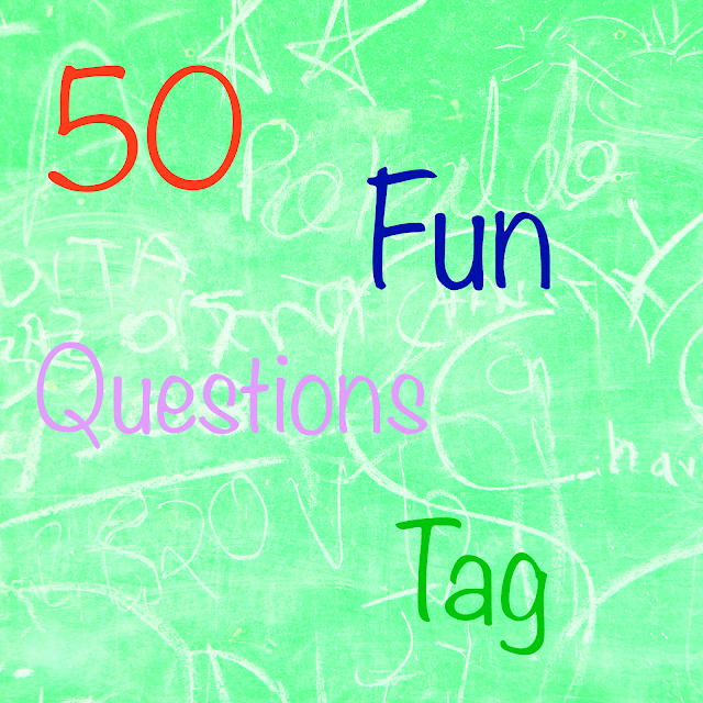 50 fun question tag