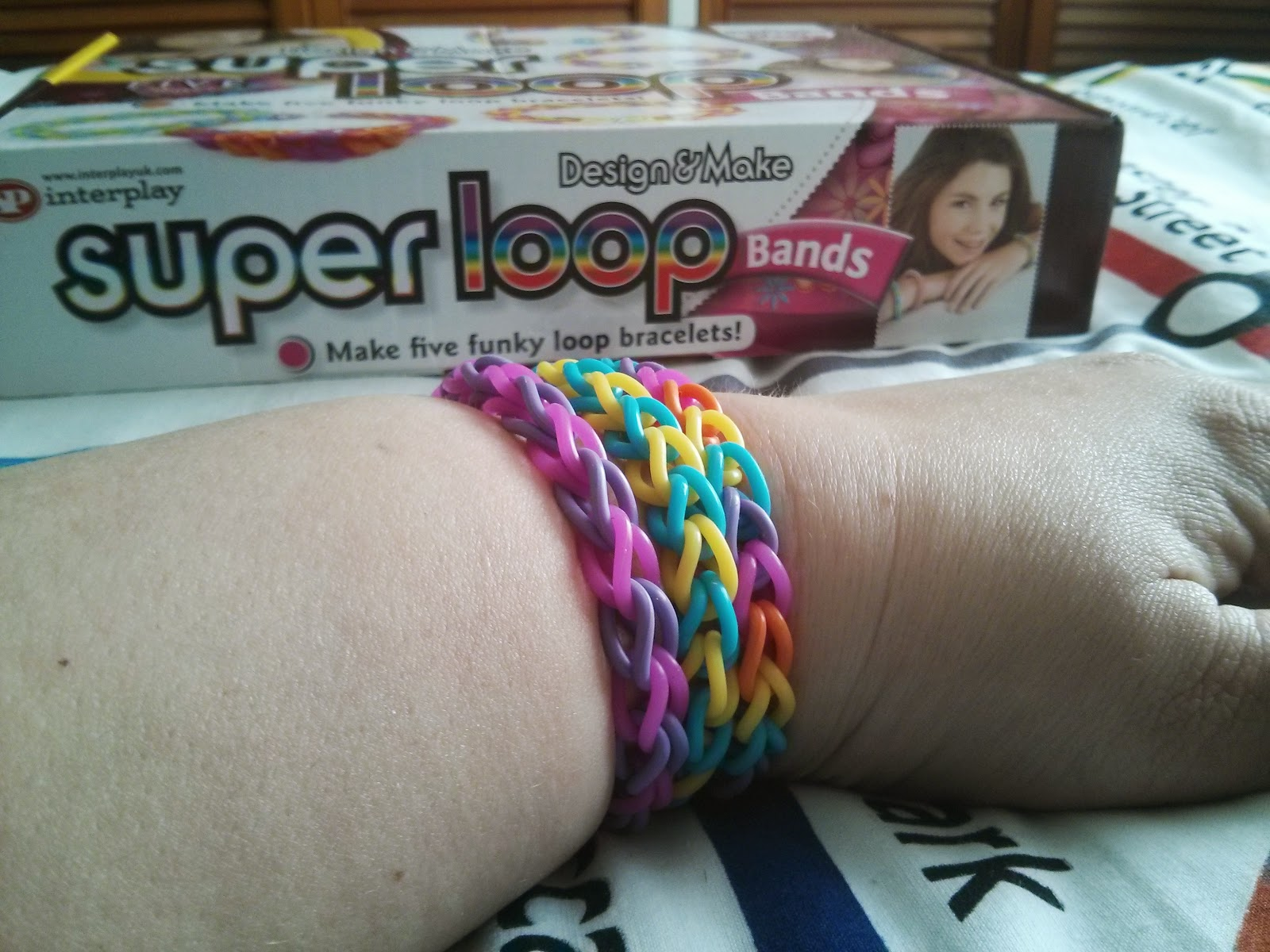 Interplay Super Loop Bands Review Bracelet Three