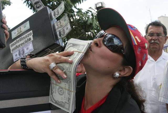 Asamblea Nacional prepara ley para confiscar las fortunas del chavismo
