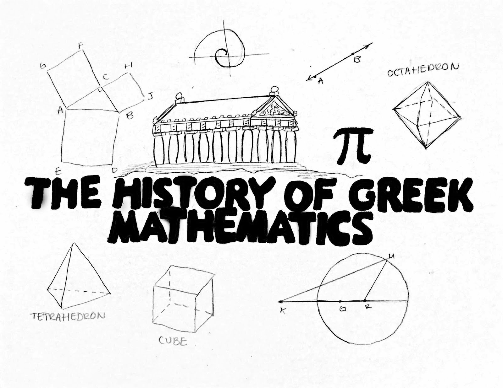 The Center of Math Blog: Math History Youtube Mini-Series