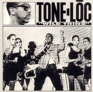 Imagen con el single de Tone Lōc, Wild Thing (1989)
