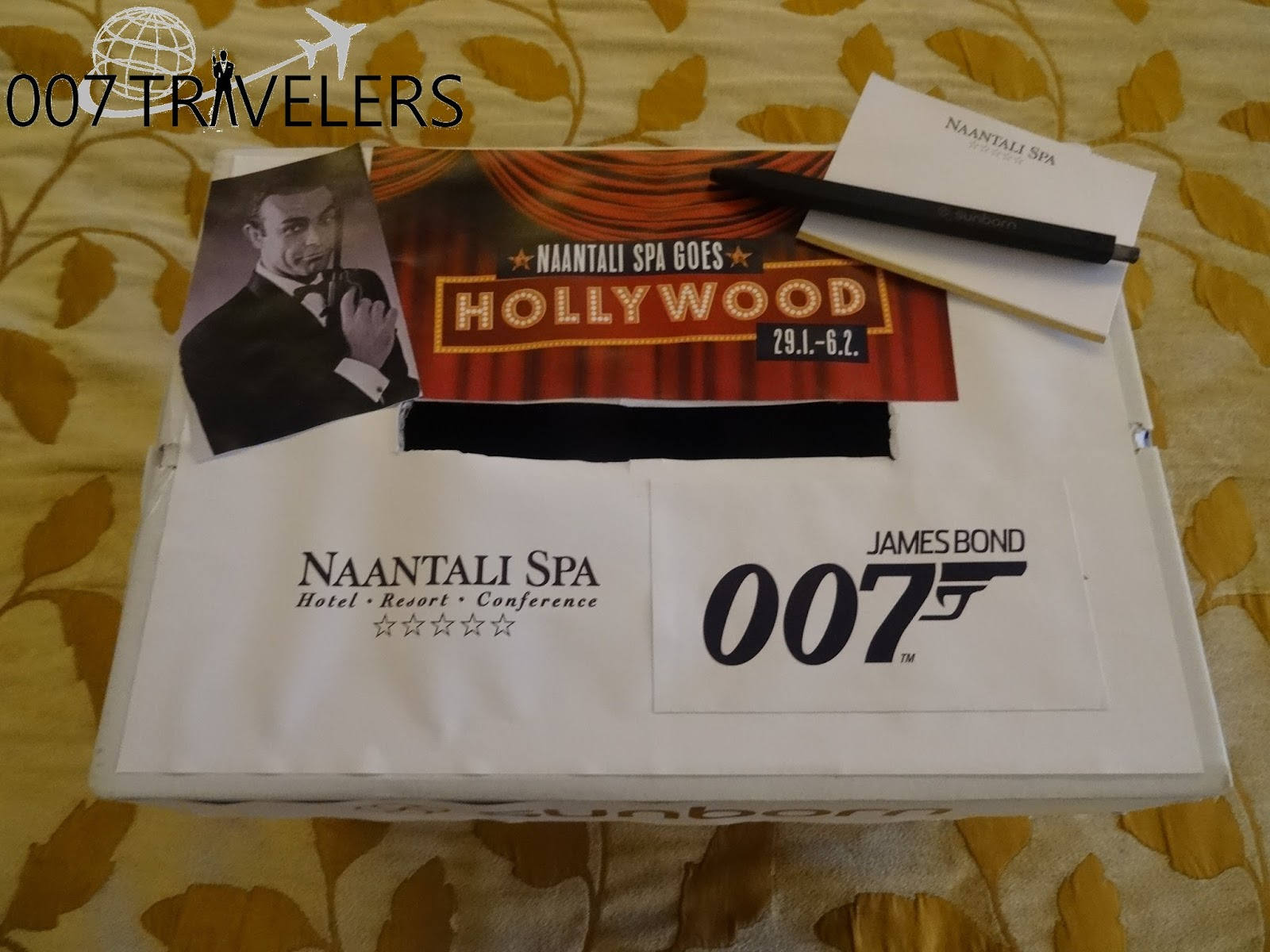 007 Travelers report: Naantali Spa Goes Hollywood: Bond day – 007 Blog