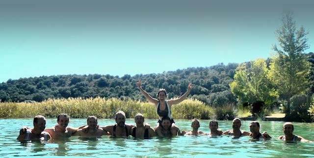 AlfonsoyAmigos - Lagunas de Ruidera