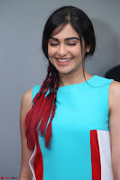 Adah Sharma Trendy Look at the Launch of OPPO New Selfie Camera F3 ~  Exclusive 110.JPG