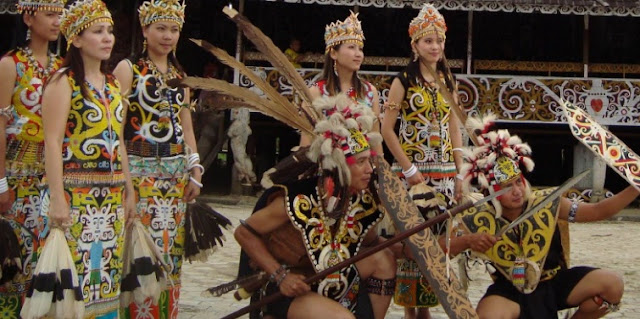 Sejarah dan Kebudayaan Suku Dayak
