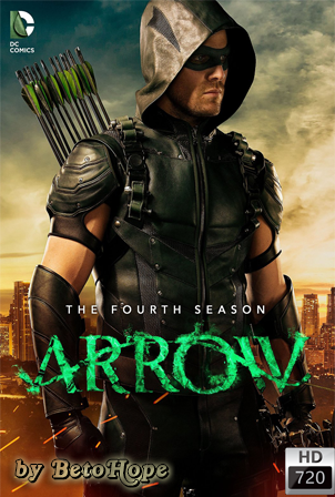 Arrow Temporada 4 2015 [720p] [Latino-Ingles] HD 1080P [Google Drive] GloboTV