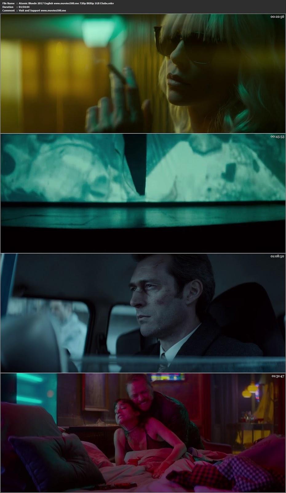 Atomic Blonde 2017 English Full Movie BRRip 1GB ESubs at movies500.site