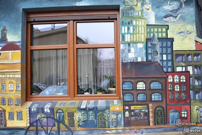 Murale w Mieście Spotkań