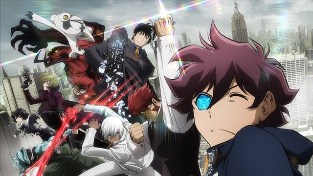 Opening de Kekkai Sensen & Beyond