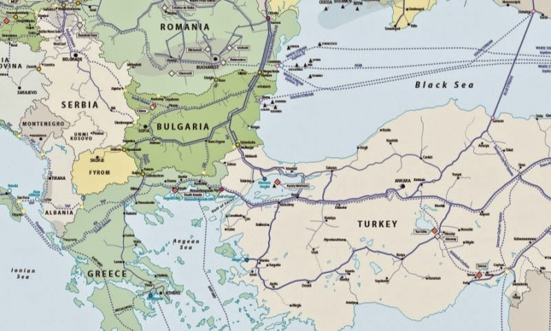 Με την ακύρωση του South Stream ξεκίνησε ο αγώνας Γερμανίας-Ρωσίας για τα Βαλκάνια