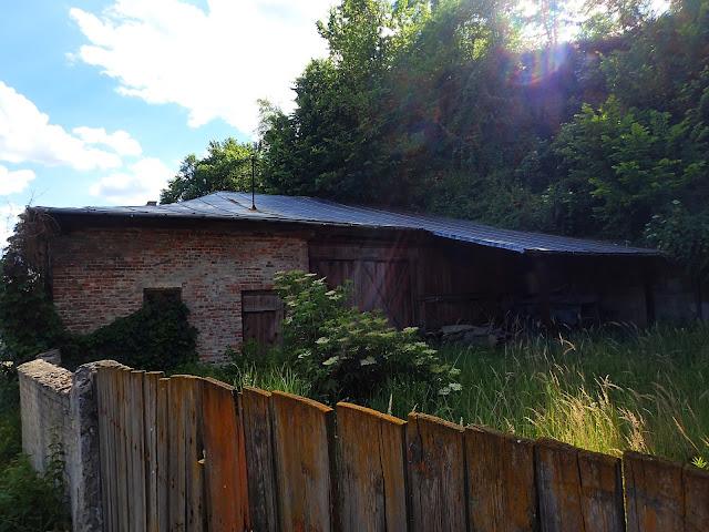 Jeden z klimatycznych domów w Szczebrzeszynie