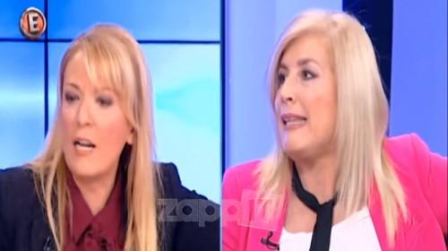 Ελένη Αυλωνίτου: Η βουλευτής του ΣΥΡΙΖΑ την ώρα που απαιτεί να κλείσουν τα κανάλια…είναι απο εκπομπή σε εκπομπή!