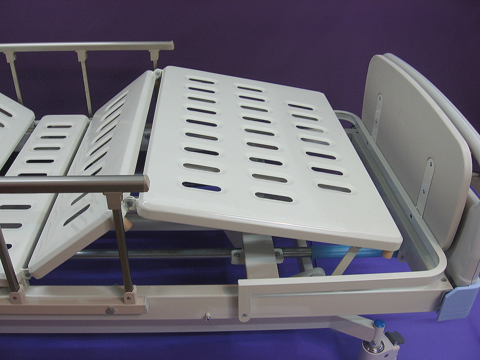 Manual High Low Hospital Bed Katil Hospital 3 Fungsi