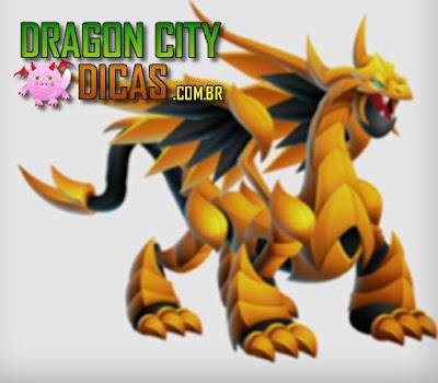 Dragão de Ouro Puro - Informações