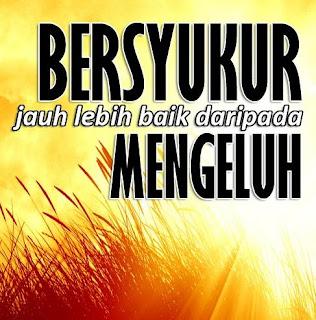 Gambar DP BBM Memohon Rezeki dan Bersyukur