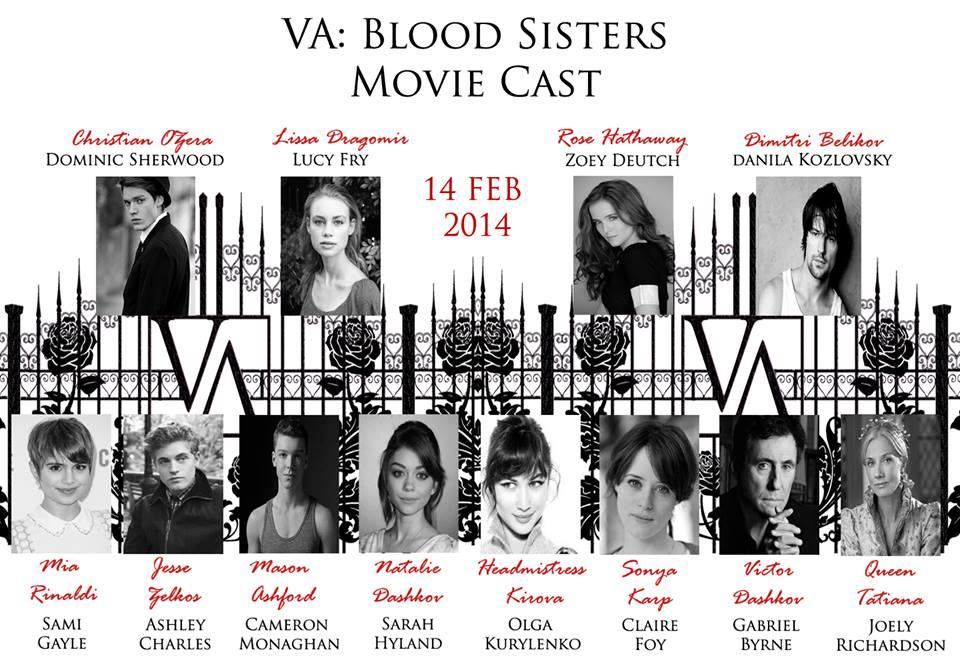 Vampire Academy Schauspieler