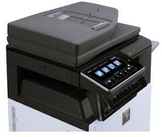 Sharp MX-2640N Printer Driver Download - Windows, Mac, Linux