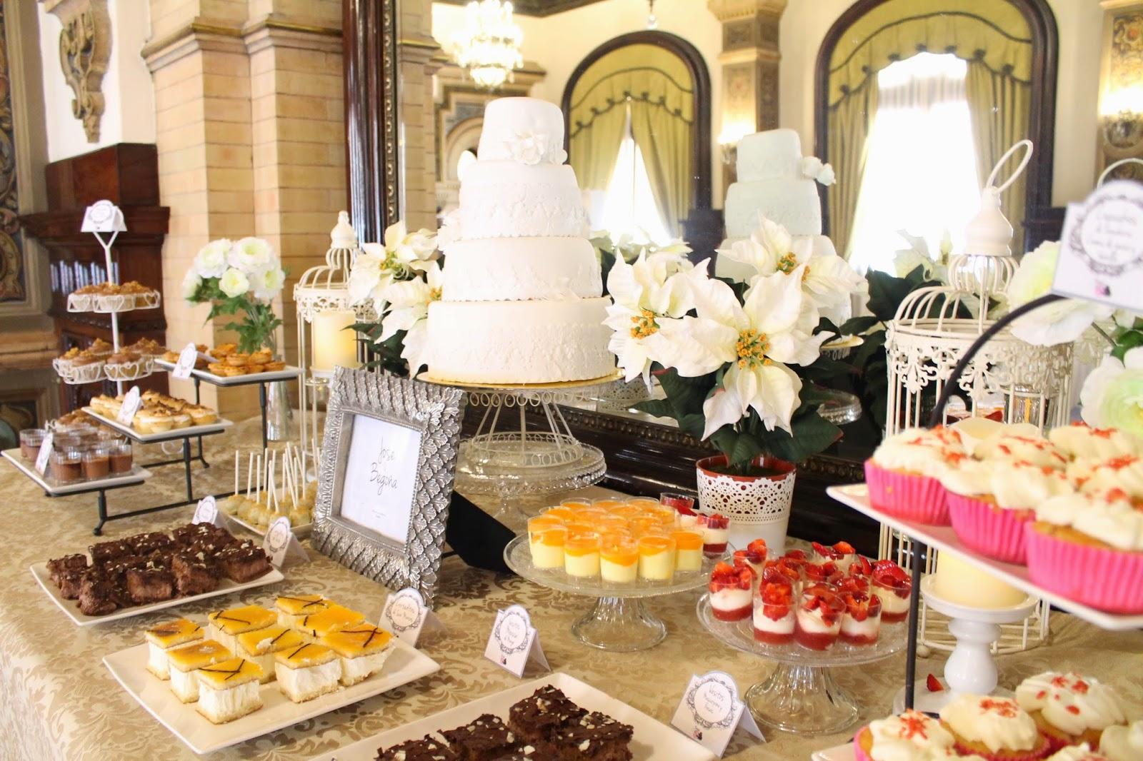 Mesa dulce boda sevilla hotel alfonso xiii tarta chic for Dulce boda