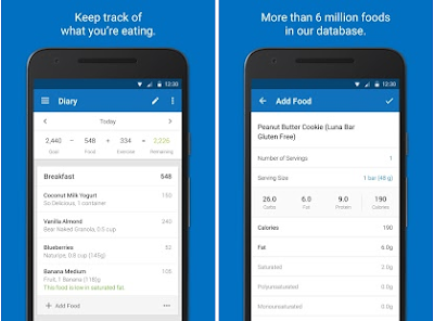 MyFitnessPal Premium Included Apk
