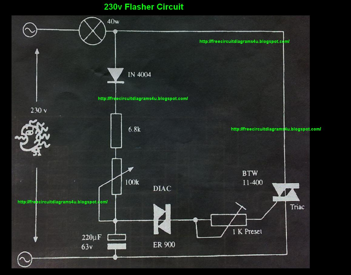 October 2014 Circuit Schematic Learn Led Flasher Universal 3v Circuits Designed By 230v Diagram