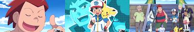 Pokémon - Capítulo 21 - Temporada 15 - Audio Latino